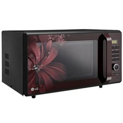 Capacity(Litre): 28 L Single Door LG Microwave Oven, MC2886BRUM