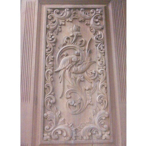 Wooden Carved Door at Rs 15000 /piece | Carved Wood Doors | ID ...
