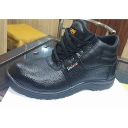 Construction Black Safety Shoes