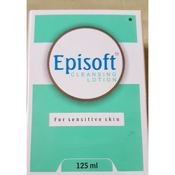 Episoft Cleansing Lotion, Pack Size: 125 ML