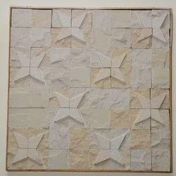 Mint Star Sandstone Mosaic