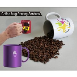 Coffee Mug Printing Services, in Local Area