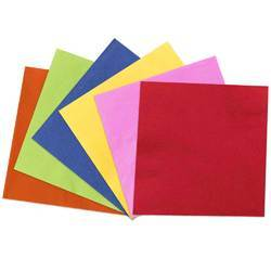 Craft Colored Paper Decoration Use Rs 10 Piece Jyoti Fine Paper