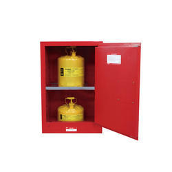 Lacquer Enamel Fireproof Storage Cabinet