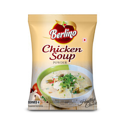 Berlino Chicken Soup Packing Pouch