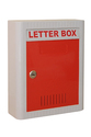 A.B.S. Plastic Letter Box