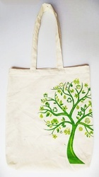 Cotton Fabric Green Environment Bag