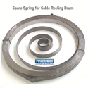 Spring Cable Reeling Drum