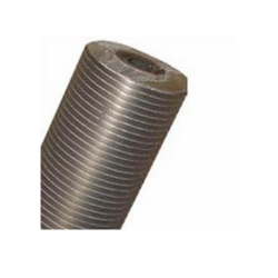 Badrin Stainless Steel Fin Tubes, Size: 300 to 6000 mm