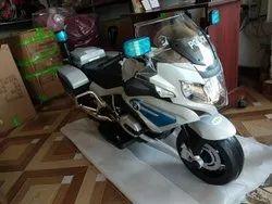 Kids BMW Police Bike for Personal Use