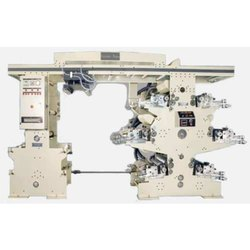 Flexon Titan C I Style Flexo Printing Press Machine