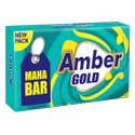 Amber Gold Detergent Cake, Packaging Type: Packet, Packaging Size: 250gm