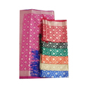Ladies Banarasi Suit Material