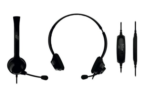 Black Jabra Ninja Usb Headset For Call Center Arian Technology Id 20779509830