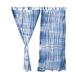 Lucky Handicraft Plain Drapes 100 Cotton Curtains Size 110 X 220 Cm Rs 620 Pair