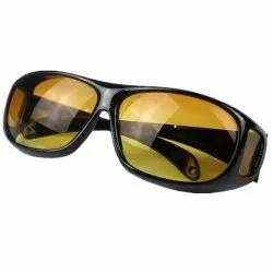 Tallin Square Anti Glare Sunglasses Wrap Around Day & Night Driving Set of 1