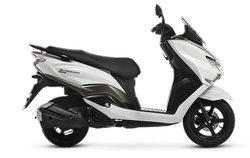 Suzuki Burgman Street Scooter