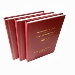 2-5 Days Hard Cover Book Printing Services, in Pan India