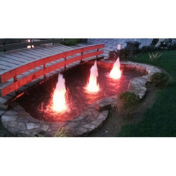 Lighting Fountain