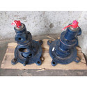 Cast Iron And Furnace Oil Burner