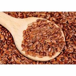 Reddish Brown Flax Seeds, For Oil,Powder