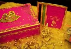Wedding Boxes and Invites