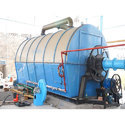 RC-10 URBAN WASTE RECYCLING PLANT / WASTE TYRE RECYCLING PLANT