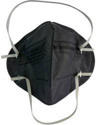 Grey Non-Woven 3m Safety Mask Ing9000, For Traffic Police, Size: Large
