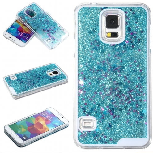 info for d0d53 4e59b Liquid 3d Shinning Glitter Star Back Cover For Samsung Galaxy Note 3 Blue
