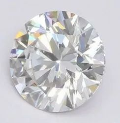 1ct Lab Grown Diamond CVD G SI1 HRD Certified Round Brilliant CUT