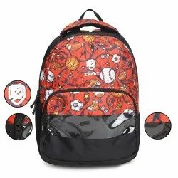 Base-S-Red School Bag