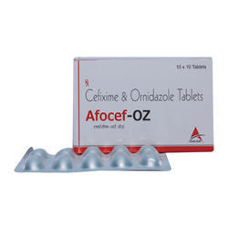 Cefixime & Ornidazole Tablets