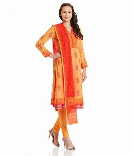 907b6f246b Orange BIBA Women's Straight Salwar Suit, Rs 3199 /piece, Wavecarts ...