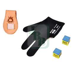 JBB Combo Two Triangle Chalk and Magnetic Holder