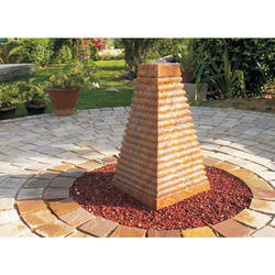 RD129 Sandstone Fountain