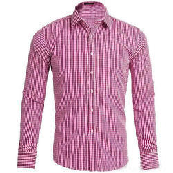 Mens Striped Casual Shirt, Size: S-XXL