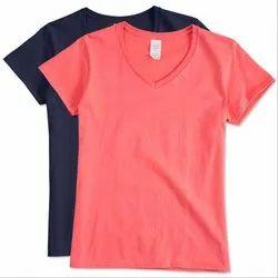 Ladies Half Sleeves T-Shirt