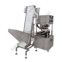 Linear Screw Capping Machine for Bottle