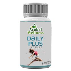 Daily Plus Capsule (Improves Physical Performance)