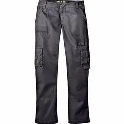 Plain Cotton Mens Trendy Cargo Pant