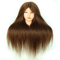 100% Remi Human Hair Professional Dummy For All Purpose