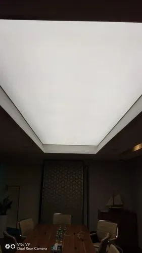 Stretch Fabric Ceiling