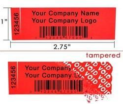 Tamper Proof Label Printing Service