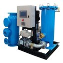 Condenser Cleaning System For Water Cool Chiller
