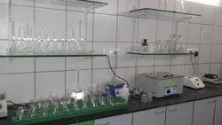 Salt Testing Lab Set-up services