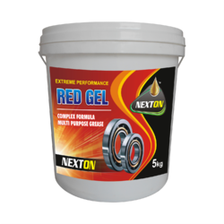 Lithium Complex Red Gel Grease