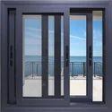 Rectangular Aluminium Sliding Window