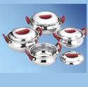Stainless Steel Global Cookware Dish, For Hotel/restaurant