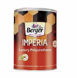 Berger Pigmented Black Gloss Imperia Luxury Polyurethane