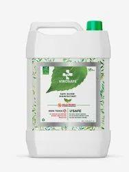 Virosafe , 20 Ltr Packing, Silver Disinfectant